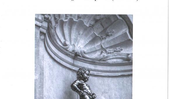 """Affiche du colloque """"Transgressions : pour une histoire des pratiques contre-normatives"""""""